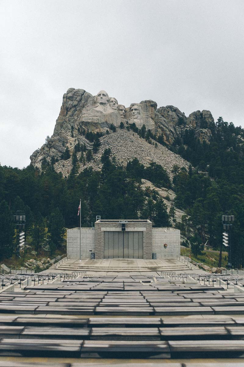 mount rushmore amphitheater