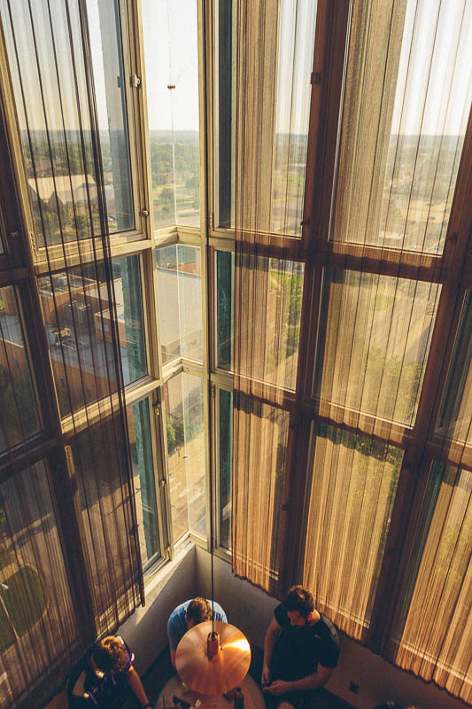 price tower copper windows