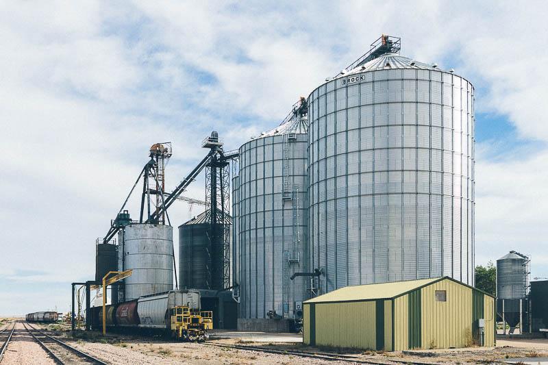 wall sd silos