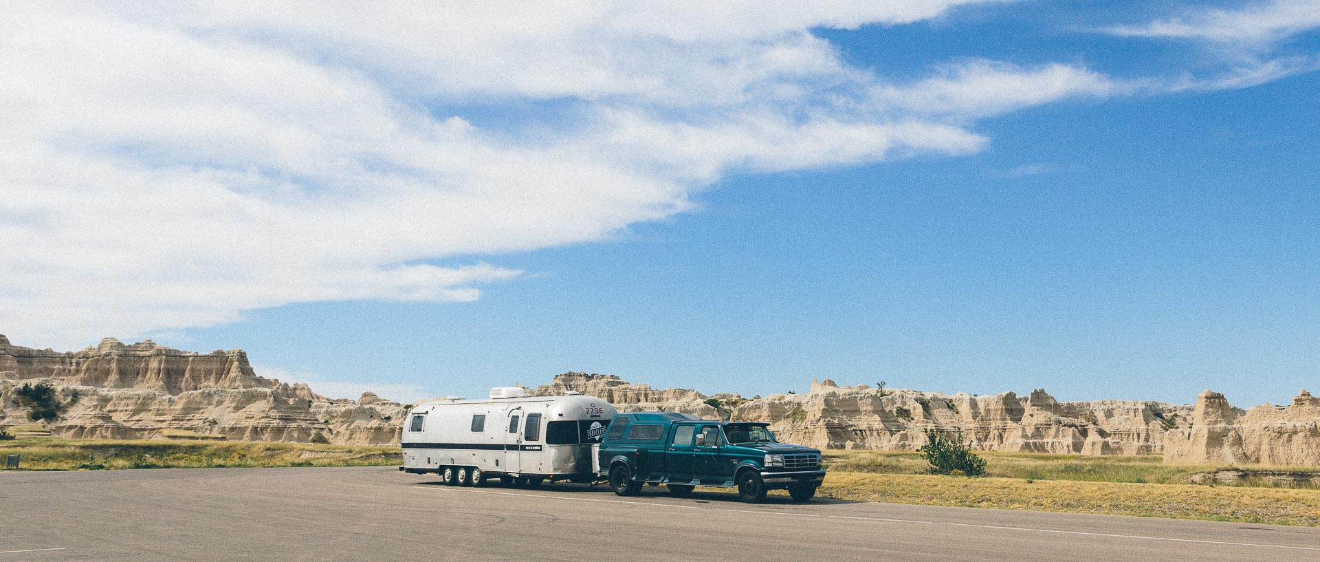 Badlands sd airstream