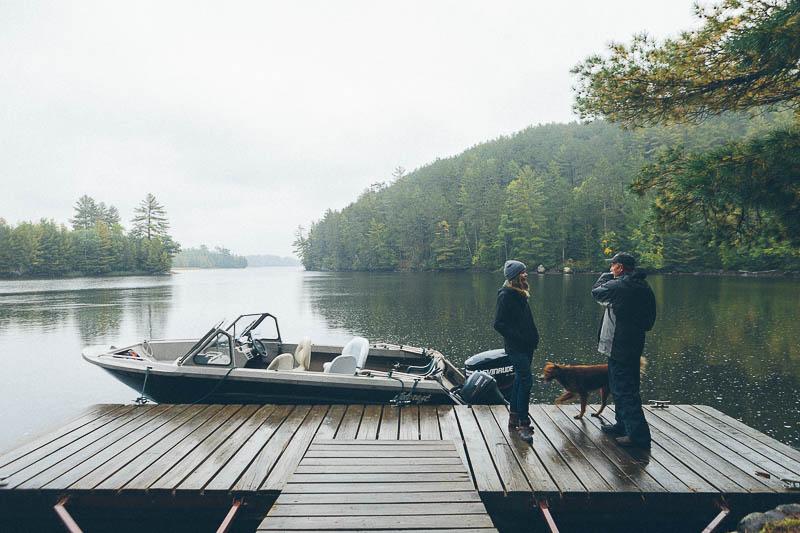 explore minnesota boat dock