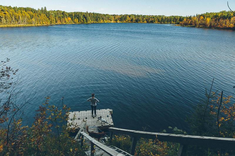 explore minnesota hayes lake