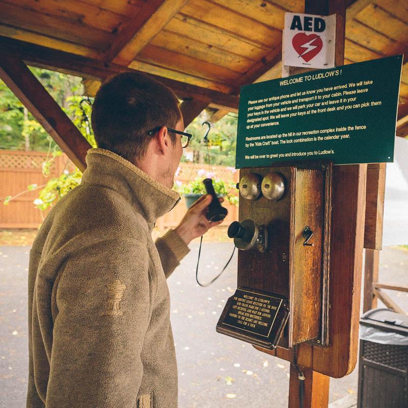 explore minnesota ludlows phone