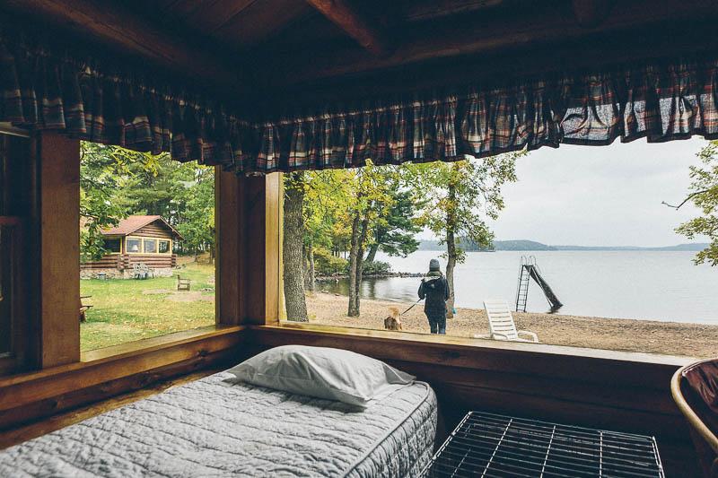 explore minnesota nelsons cabin