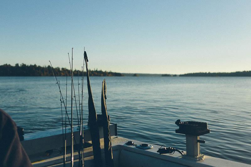 explore minnesota oak island fishing