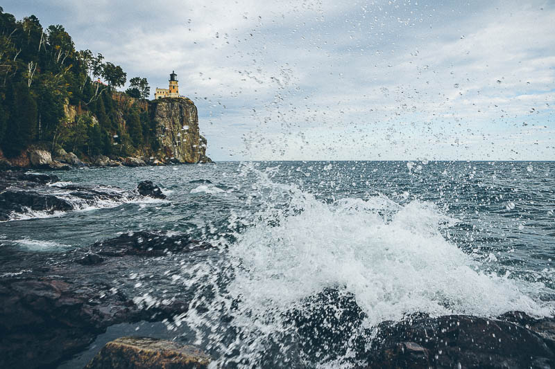 explore minnesota split rock lighthouse