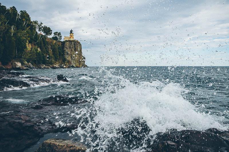 explore minnesota split rock lighthouse