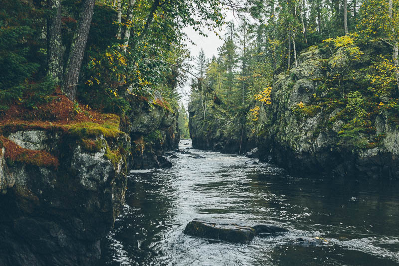 explore minnesota vermillion gorge