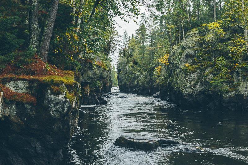 explore minnesota vermillion gorge