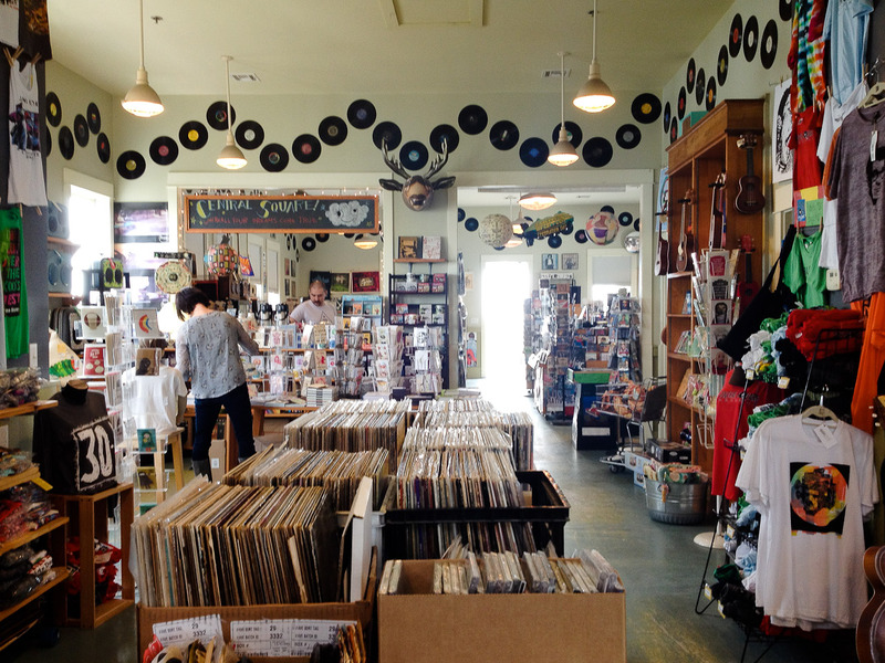 Image result for central square records seaside