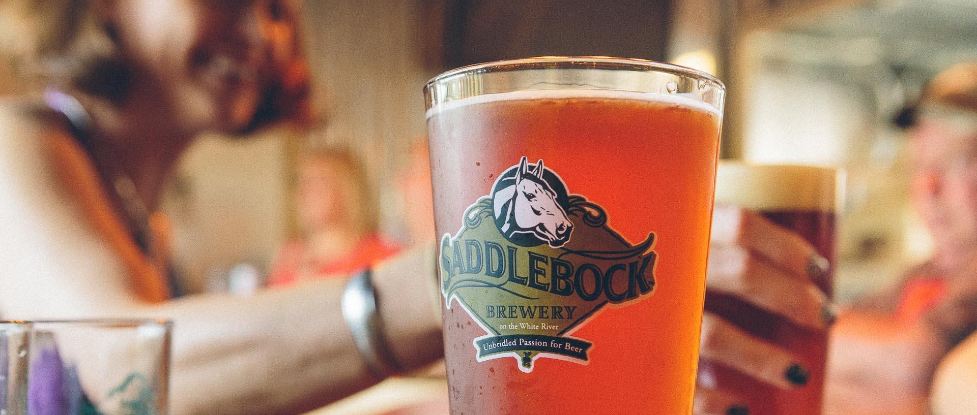 Saddlebock brewery fayetteville